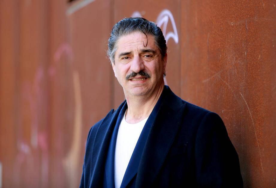 L'acteur est très critique envers le pouvoir turc : « Quand on demande de reconnaître le génocide (arménien, Ndlr), c'est pour prévenir aussi ce qui est en train de se dessiner à l'horizon» .( Photo Valérie Le Parc)