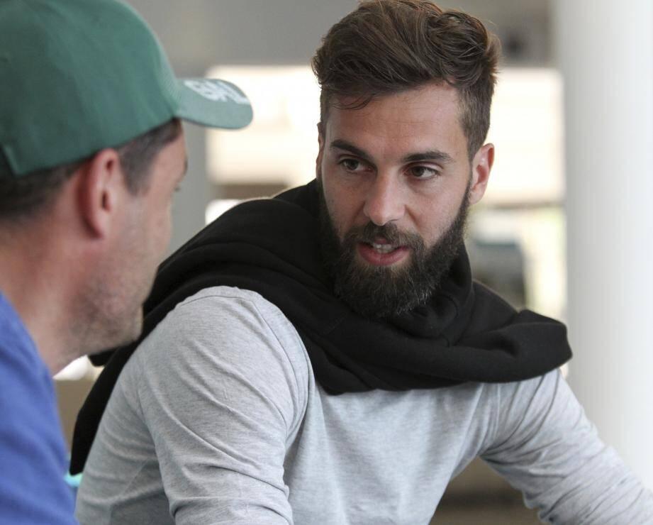 Benoît Paire, 27 ans, est la véritable attraction de l'Open Verrazzano.