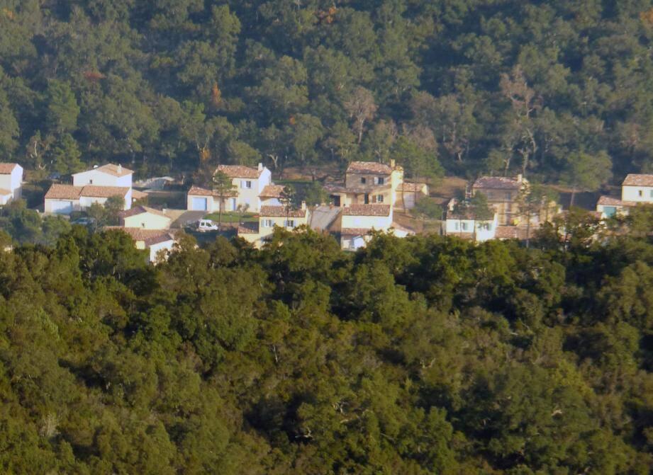 La ZAC est le poumon économique du village.