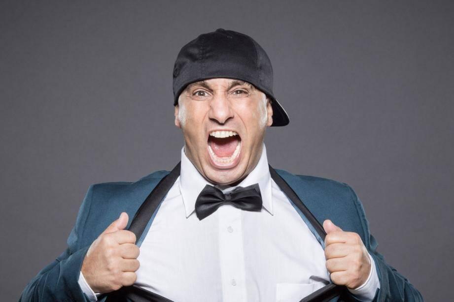 D'Jal a enflammé plusieurs saisons du Jamel Comedy Club.