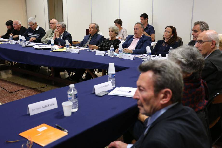 Le conseil municipal s'est réuni pour voter le budget 2017.