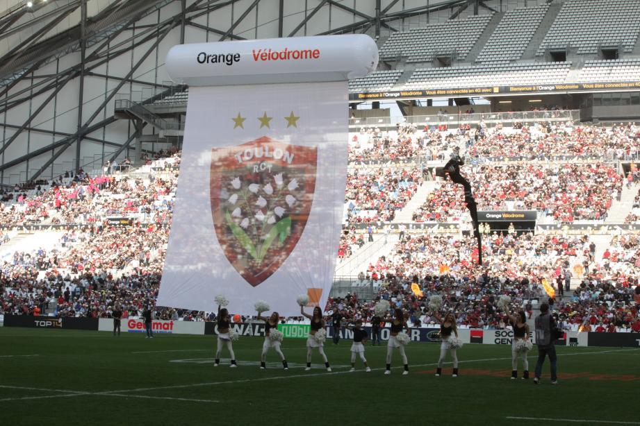 Les supporters iront à Marseille, dimanche, pour supporter leur club qui « reçoit » le Stade Toulousain.