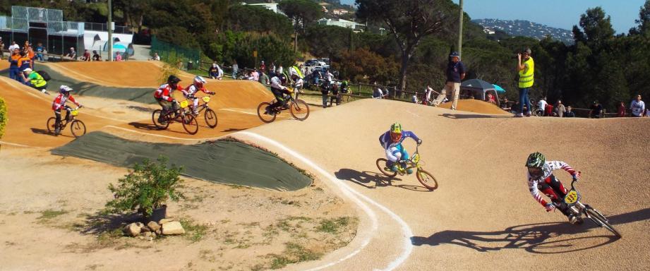 Les meilleurs riders du sud de la France se sont donnés rendez-vous sur la piste Jean-Terrat de Sainte-Maxime ce week-end.