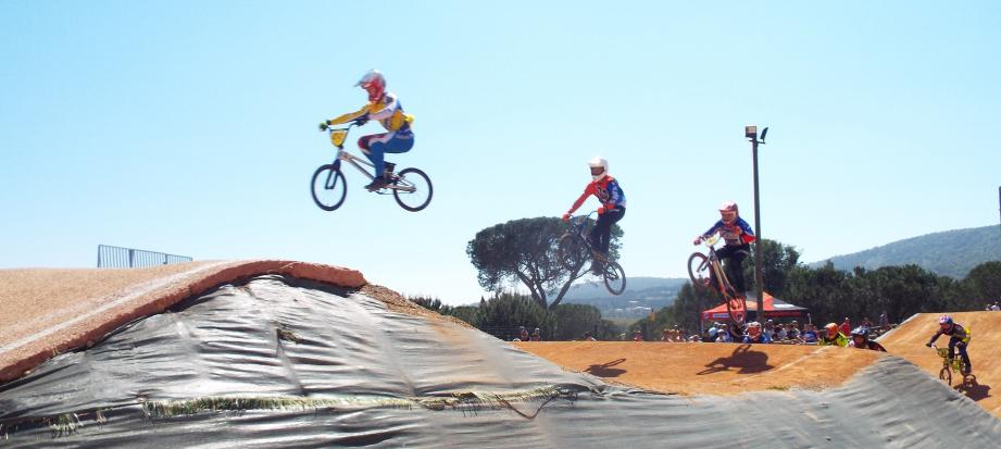 Les pilotes varois ont assuré le spectacle, et les podiums, le week-end dernier à Sainte-Maxime.