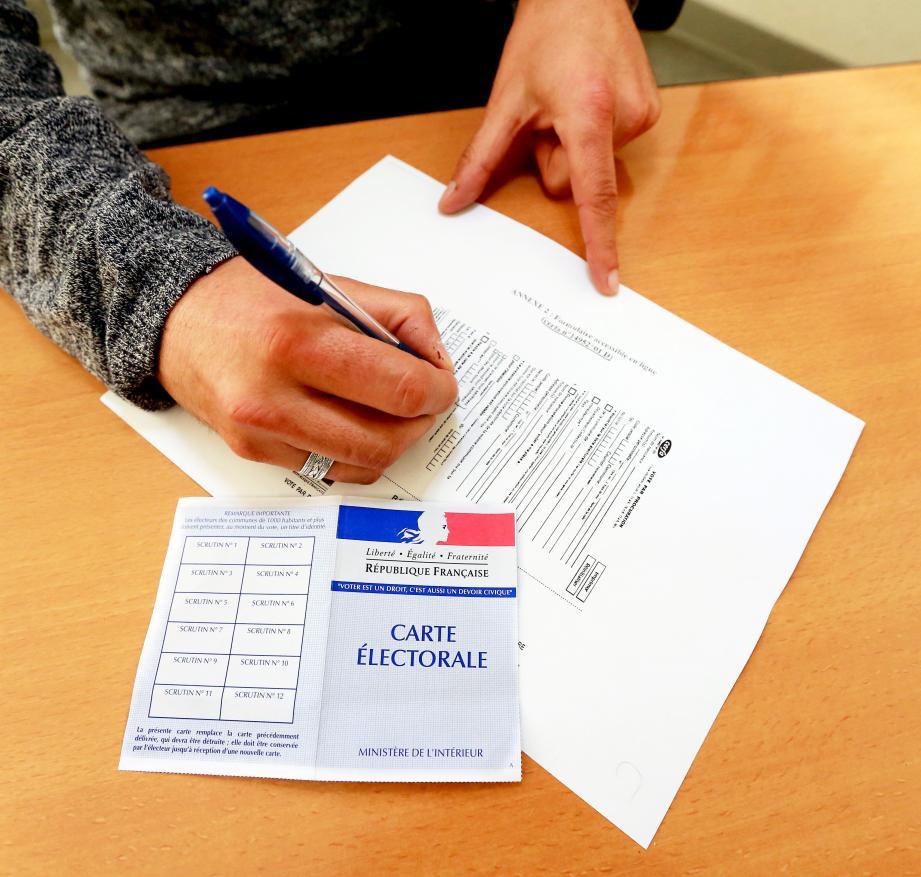 Les commissariats sont les principaux lieux où établir sa procuration avant le vote.