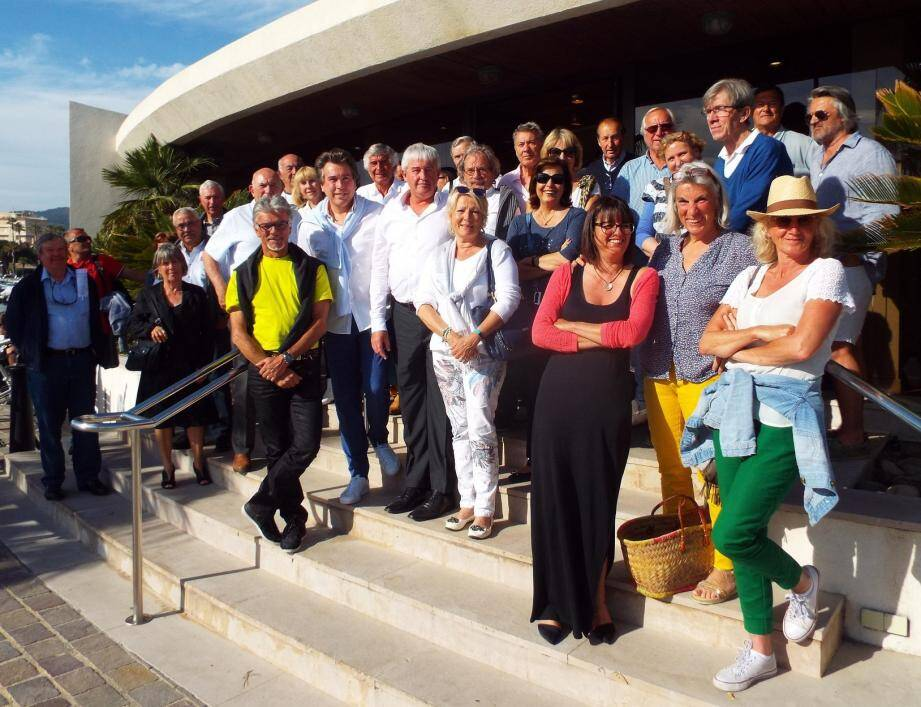 La grande famille du Club nautique peut avoir le sourire, le bilan du CNSM est en tous points remarquable.