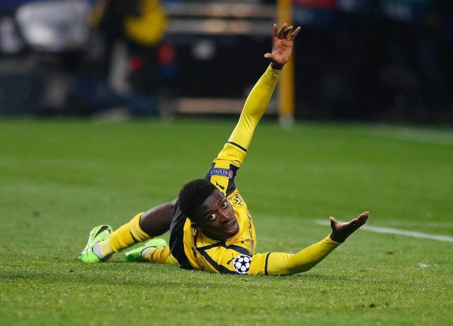 Buteur à l'aller, Ousmane Dembélé réussit une saison de premier plan sous le maillot du Borussia Dortmund.