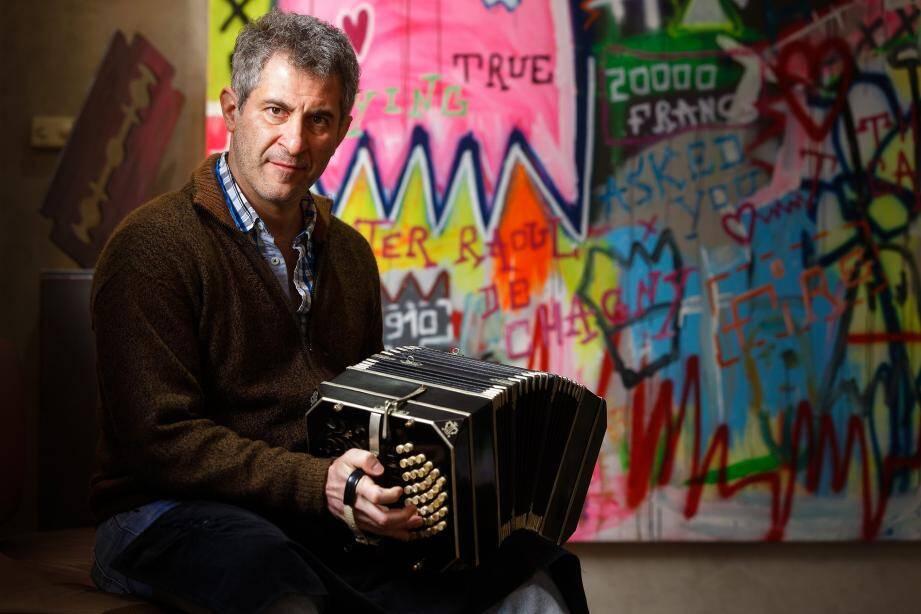 Musicien et compositeur, Pablo Mainetti a remporté le prix Gardel 2014.