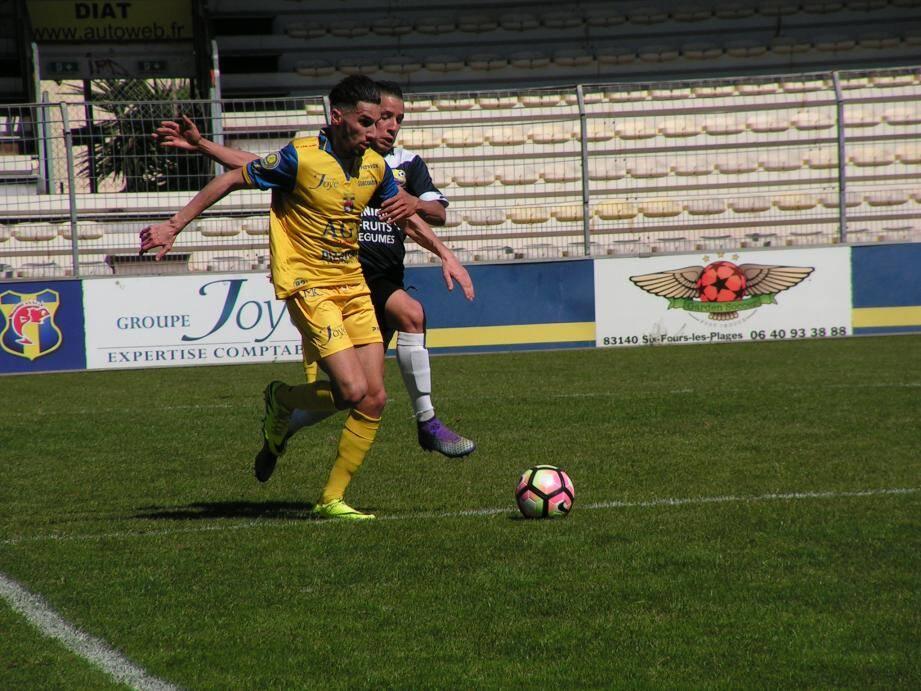 La CFA2 du Sporting devra gagner et espérer un résultat de Toulouse.
