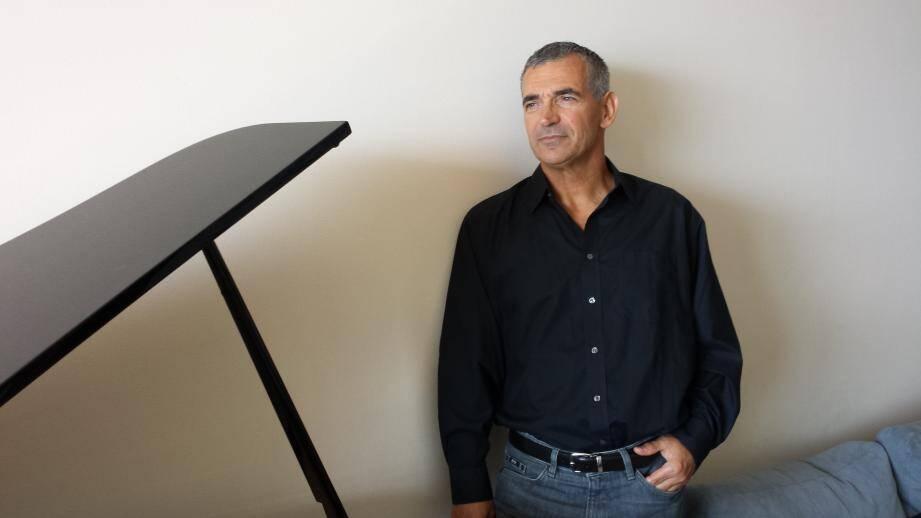 Francesco Bongiovanni a commencé à écrire de la musique en 2013.(DR)