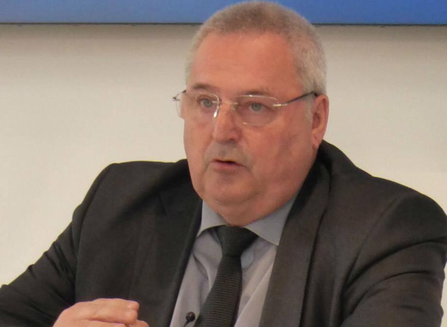 Lors de sa mandature, Jean-Pierre Savarino souhaite jouer la transparence.