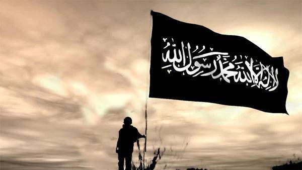 Illustration djihadiste.