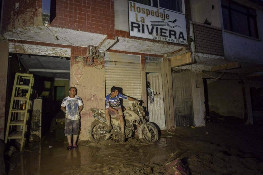Les coulées de boues en Colombie ont fait plus de 250 morts