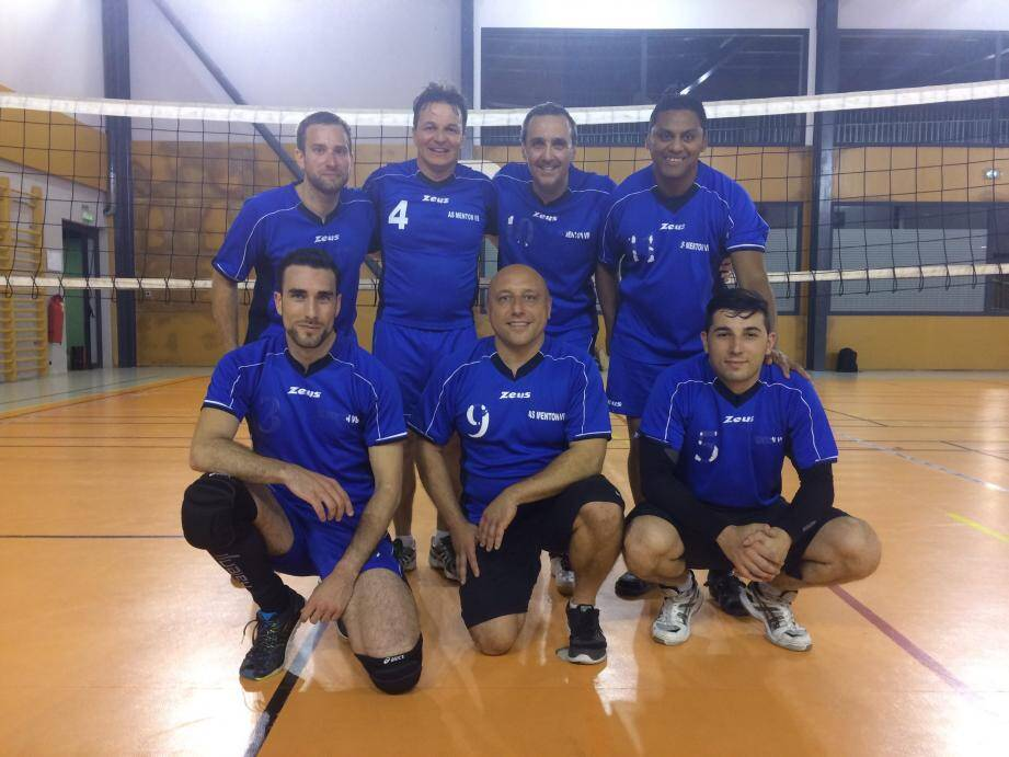L'équipe première conforte sa seconde place.  (PhotoDR)