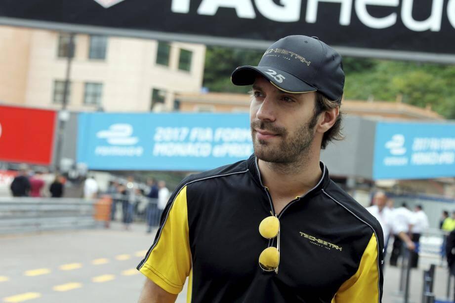 Jean-Eric Vergne : « Monaco, c'est le circuit historique de la FE ! »