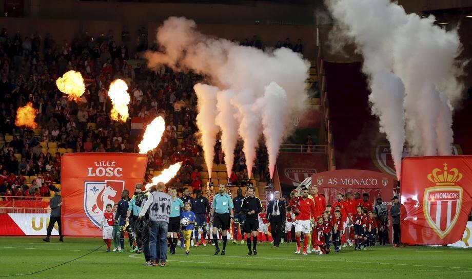 Comme contre Lille, le match se déroulera dans une ambiance de fête.
