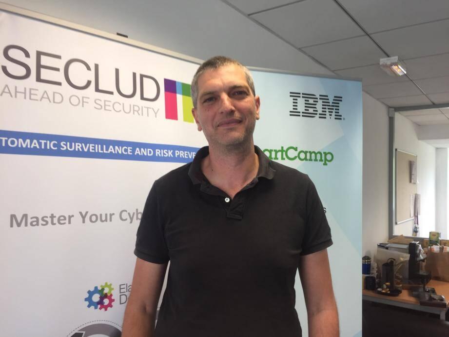 SecludIT, dirigée par Sergio Loureiro, est spécialisé dans le vulnerability management et la sécurité dans le cloud.