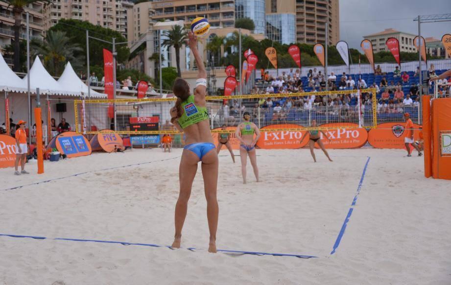 La compétition se tiendra les 17 et 18 juin sur la plage du Larvotto et promet d'offrir au public un spectacle exceptionnel.