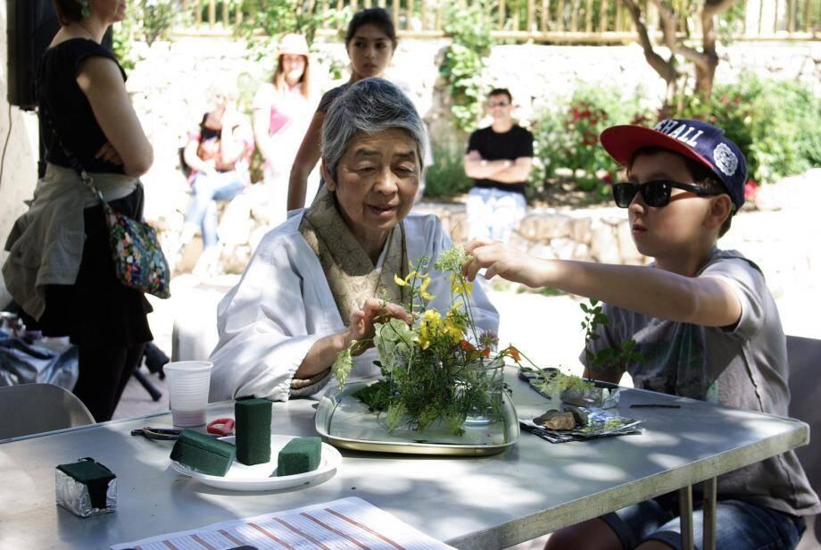 L'art se fait bucolique samedi au Jardin des Douaniers. La convivialité sera au rendez-vous de cette 3e édition de l'Art au Jardin.