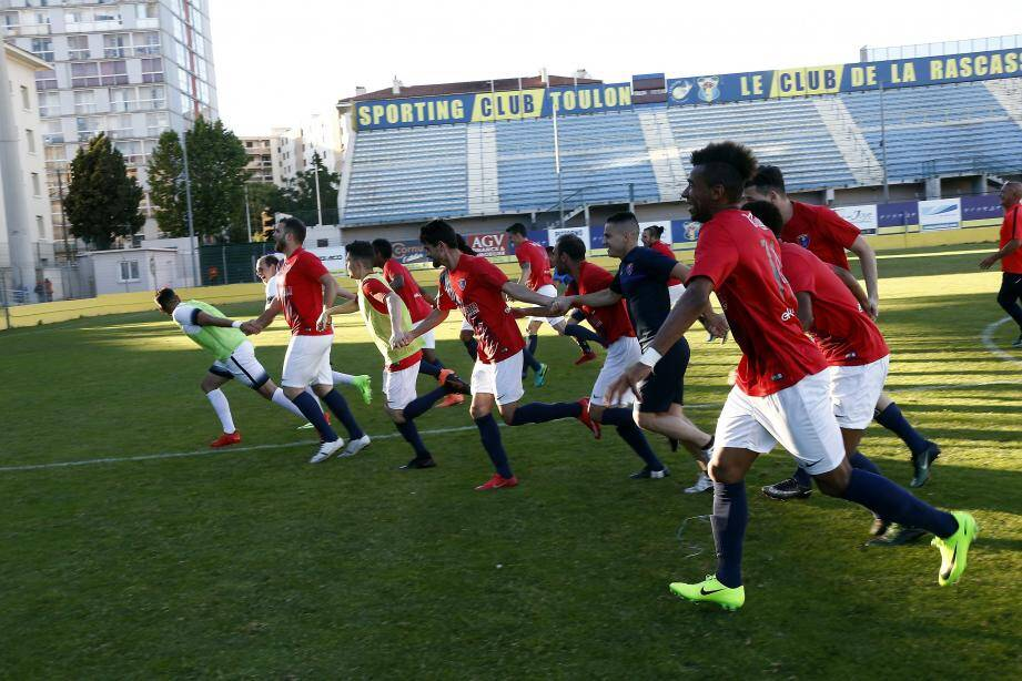 Les Grassois s'imposent dans la douleur à Toulon.