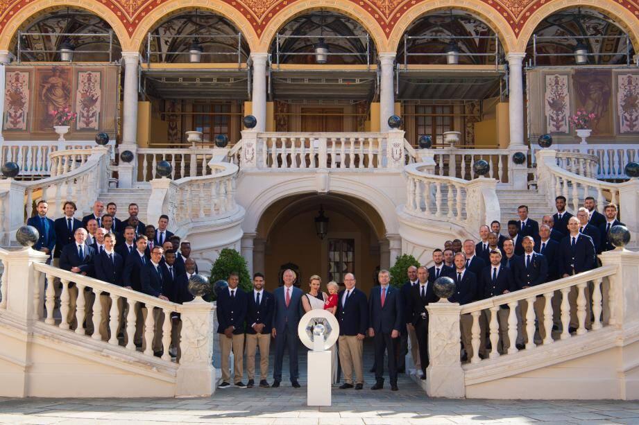 Après 17 ans d'absence, la coupe de ligue 1 est de retour à Monaco, pour le plus grand plaisir de tous !