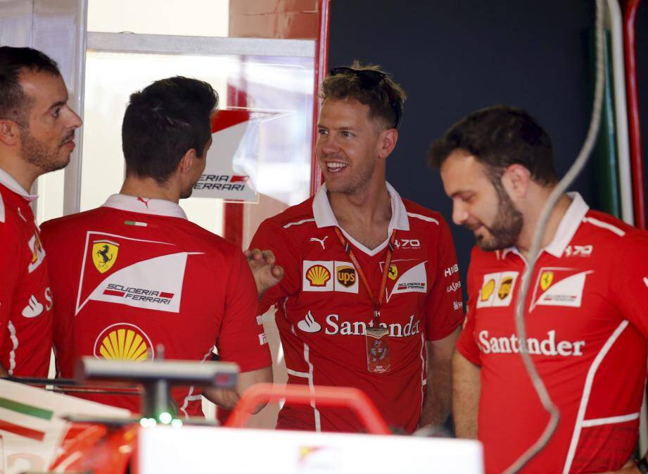 Leader du championnat, Sebastian Vettel est prêt à relever le « défi absolu ».