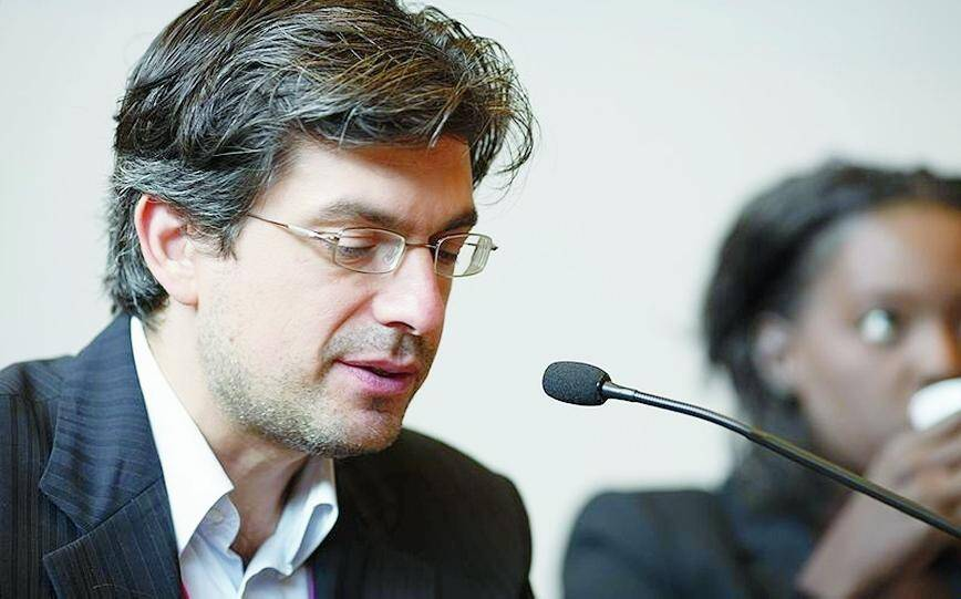Fabrice Hadjadj (à g.) et Jean-Claude Guillebaud ouvrent le débat ce soir.(Archives NM et DR)