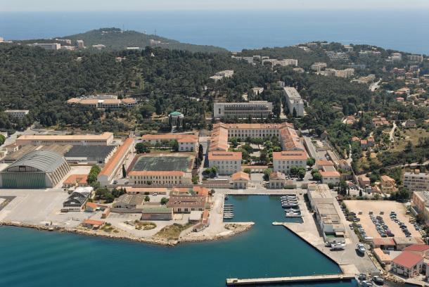 Le Pôle écoles Méditerranée