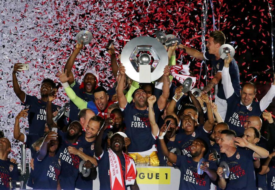 Les Monégasques ont le trophée !