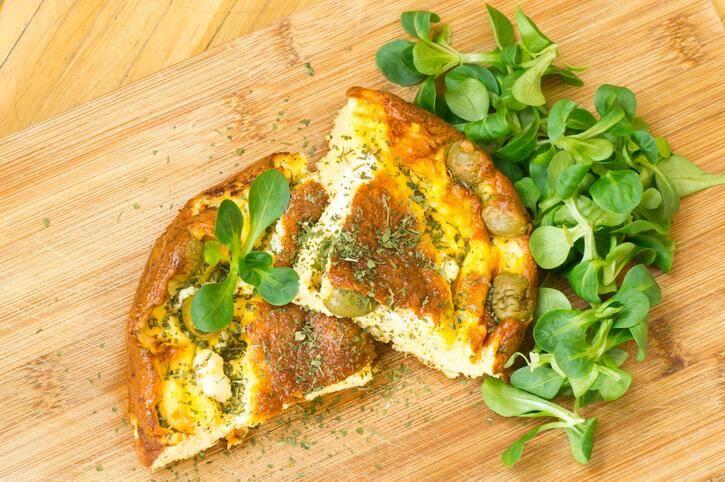 LA RECETTE DU JOUR. Frittata aux olives et au cumin
