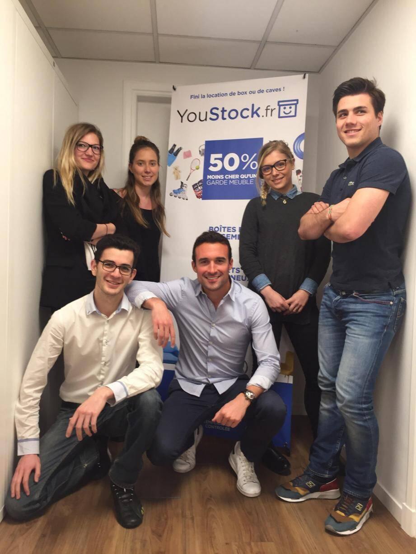 Youstock compte près de 180 clients BtoB et BtoC.