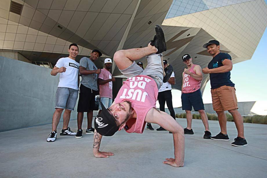 Du hip hop pour cette occasion qui promet d'être géante