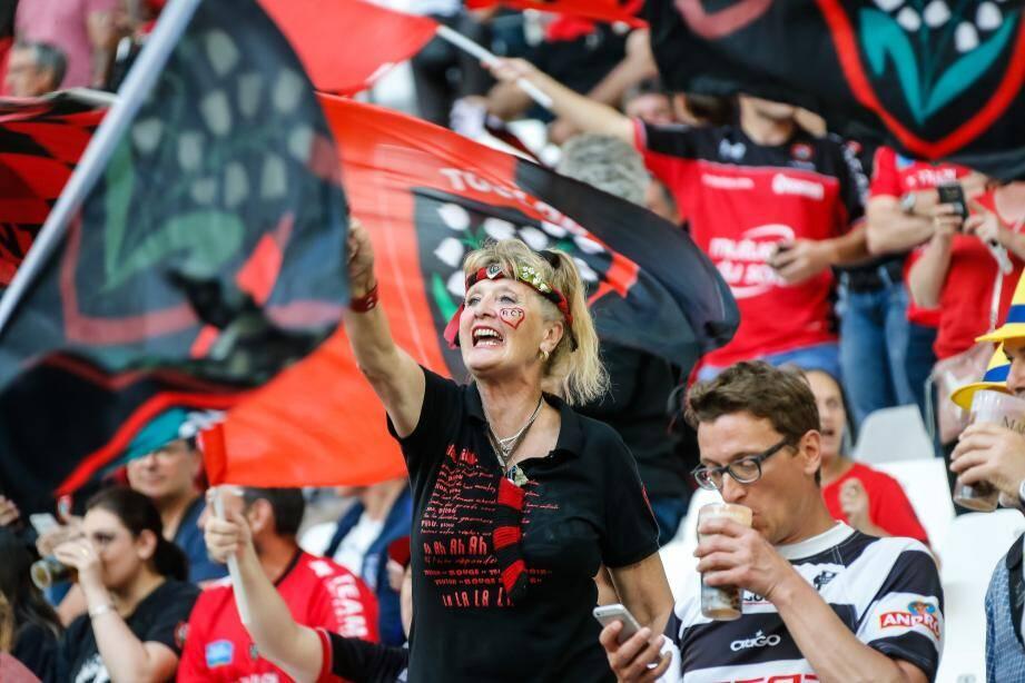 Stade Vélodrome, Marseille, le 26/5/2017 Rugby TOP14 Demi finale La Rochelle ToulonPhotographie Dominique Leriche / Luc Boutria
