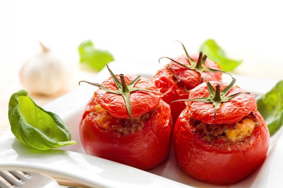 LA RECETTE DU JOUR. Tomates farcies