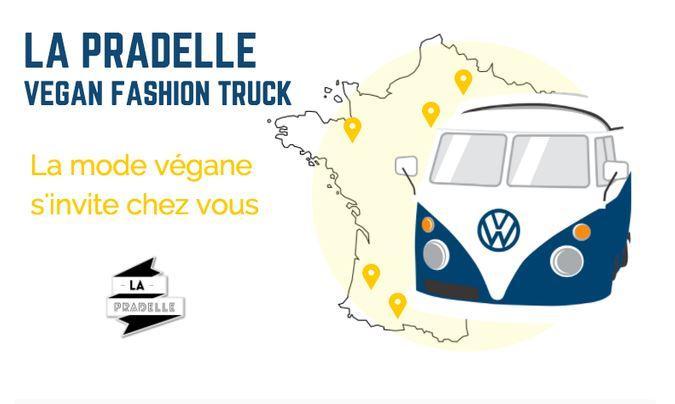 Le camion sillonnera la France de juin à septembre.