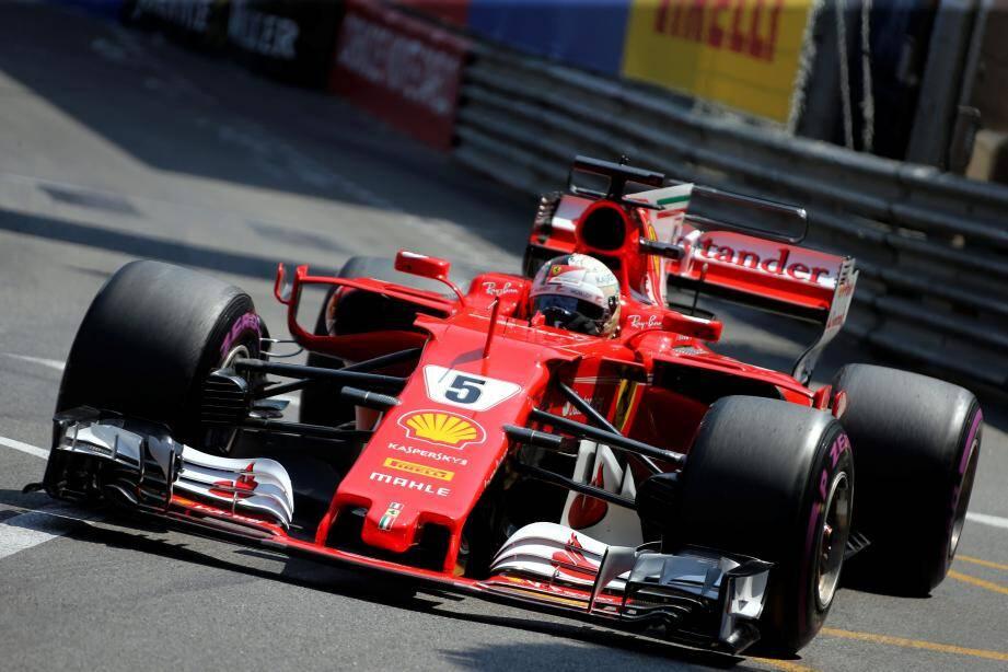 Victoire de Sebastian Vettel (Ferrari) à Monaco!