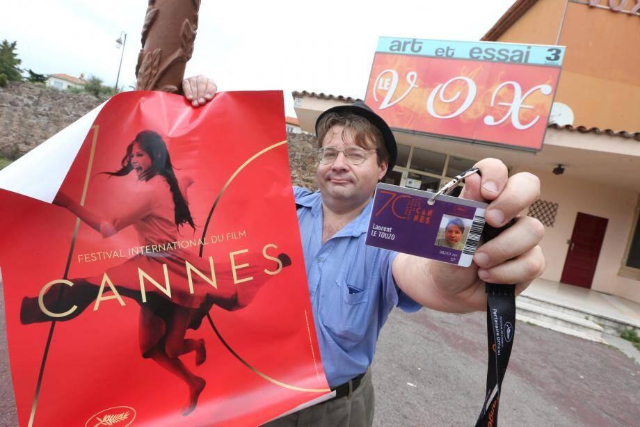 Laurent Le Touzo, les yeux et les oreilles de Jean-Marie Charvet tout au long du Festival de Cannes, a sélectionné quelques perles qui dès le mois de septembre prochain seront à l'affiche du cinéma Le Vox.