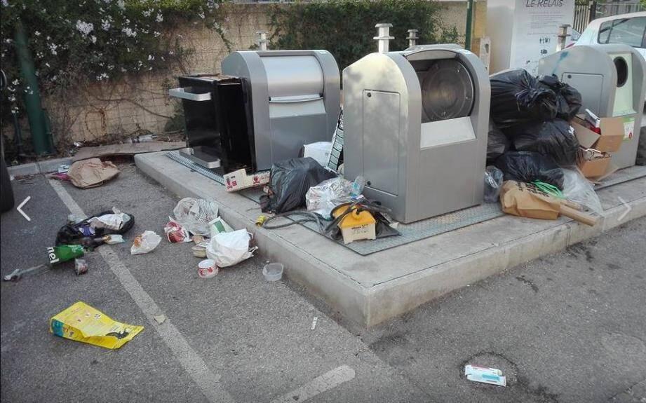 Le changement de jours de collecte et l'incivisme ont créé une situation que la communauté de communes Cœur du Var prend en considération.