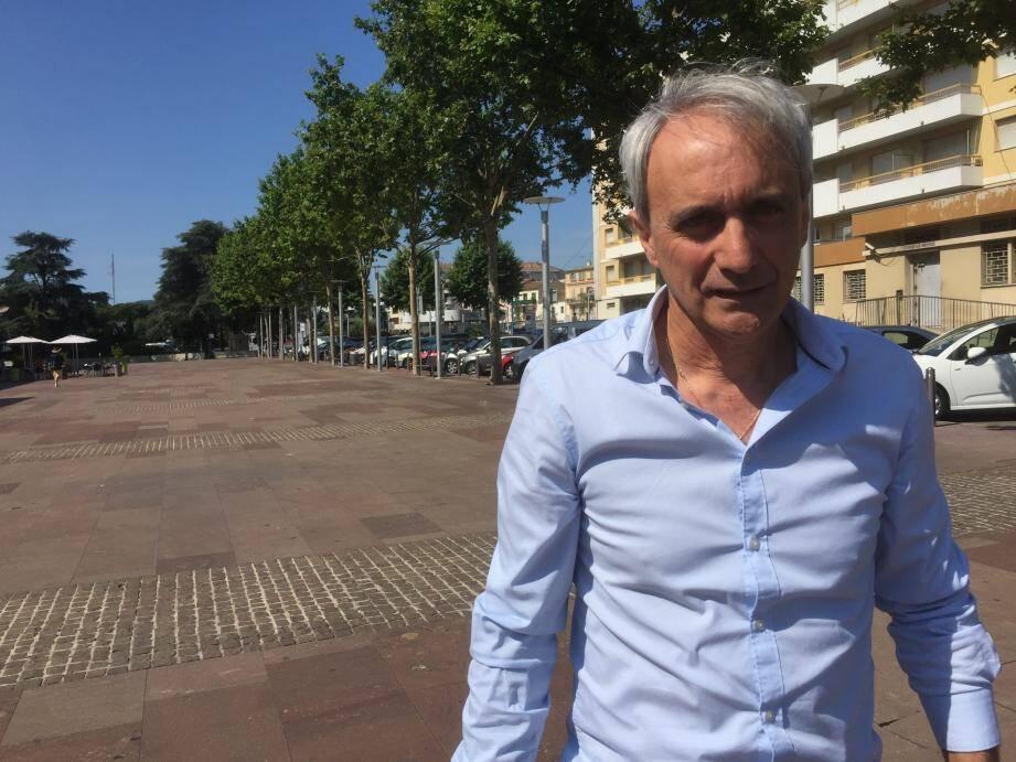 Philippe Benemio : « Je rêverais de voir un grande halle couverte ici… »