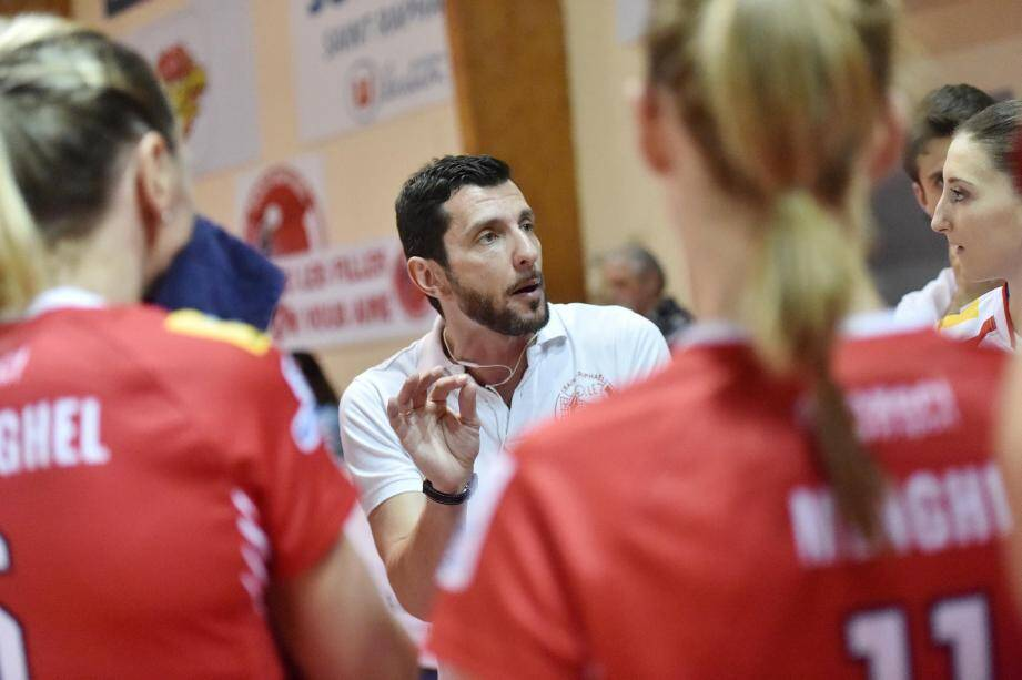 Après deux ans avec les mêmes joueuses, l'entraîneur Giulio Cesare Bregoli va découvrir de nouveaux visages la saison prochaine.
