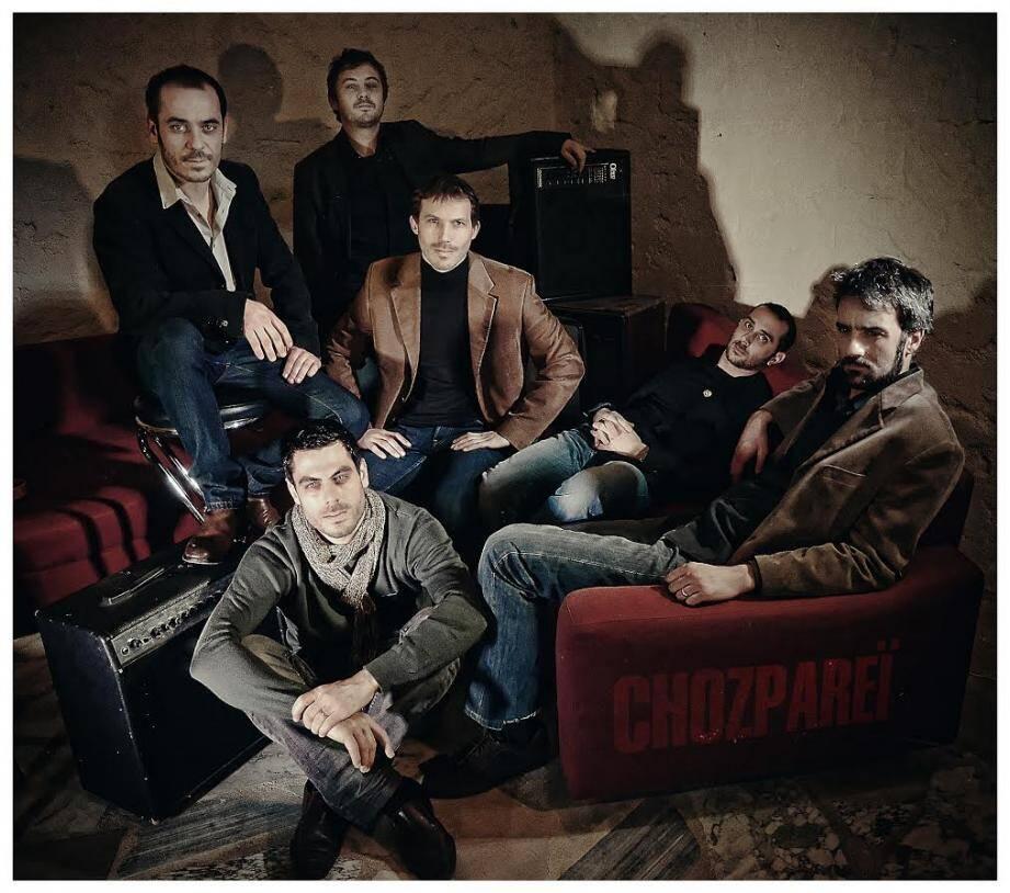 Le groupe Chozparei, une des formations qui reprennent les Smiths en « french tribute ».