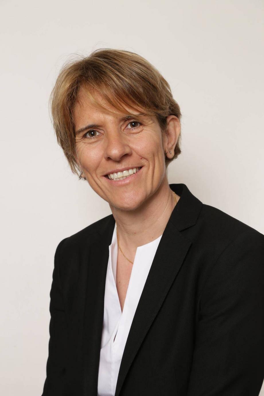 Samantha Cazebonne, candidat  sous la bannière « République en Marche ».