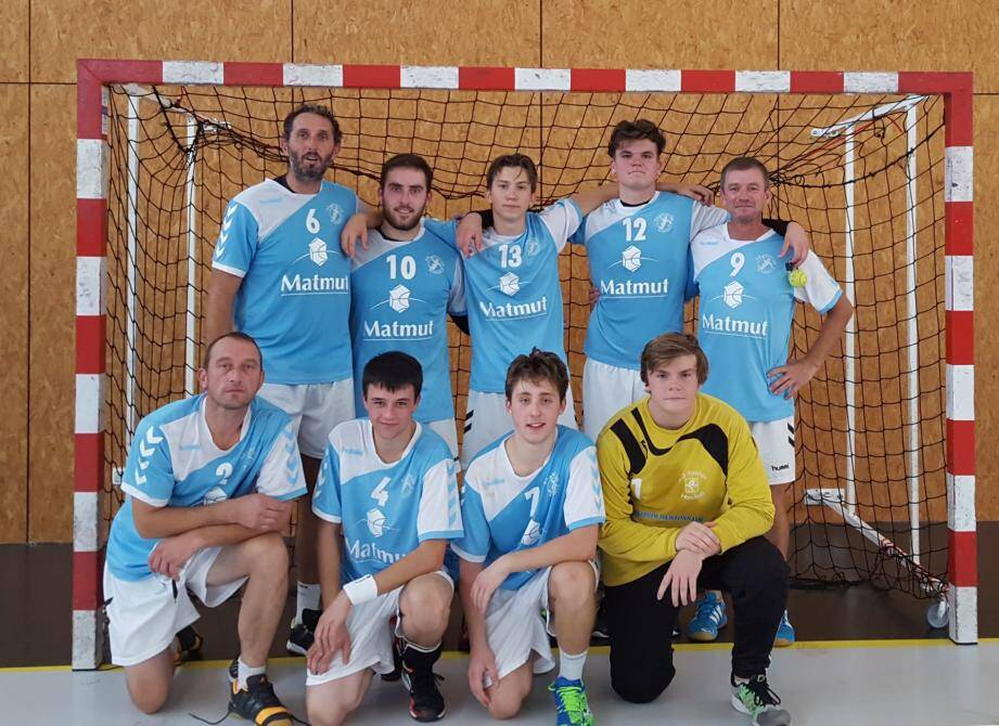 L'équipe première a eu du mal dans la seconde partie de championnat.