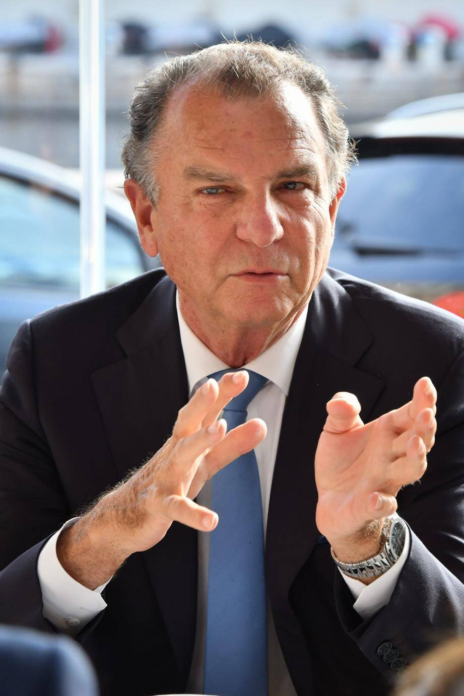 Michel Dotta, président du Monaco Economic Board.
