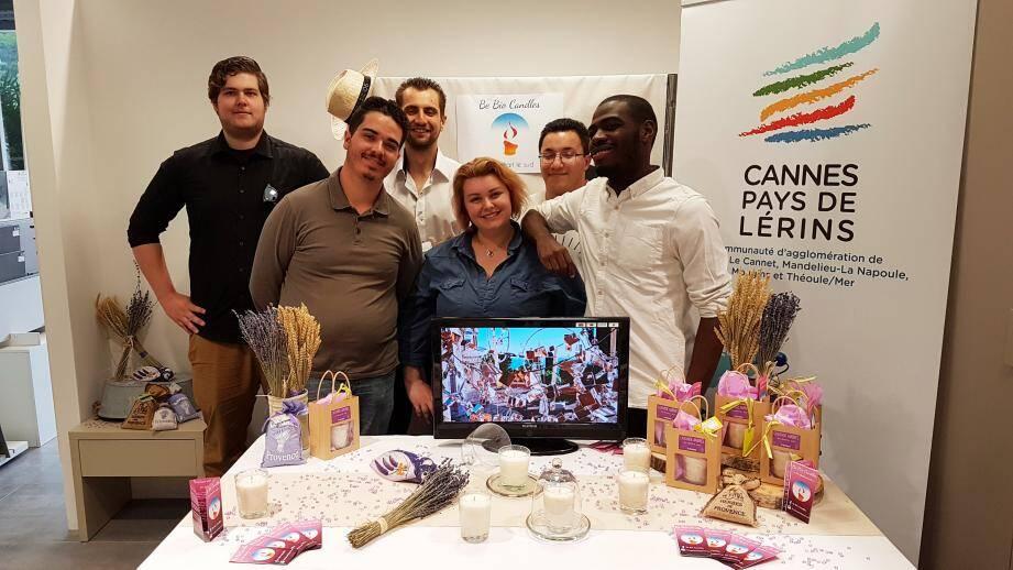 Les mini-entrepreneurs sont montés à Paris à l'occasion du Festival de l'esprit d'entreprendre où ils ont fini sur le podium.