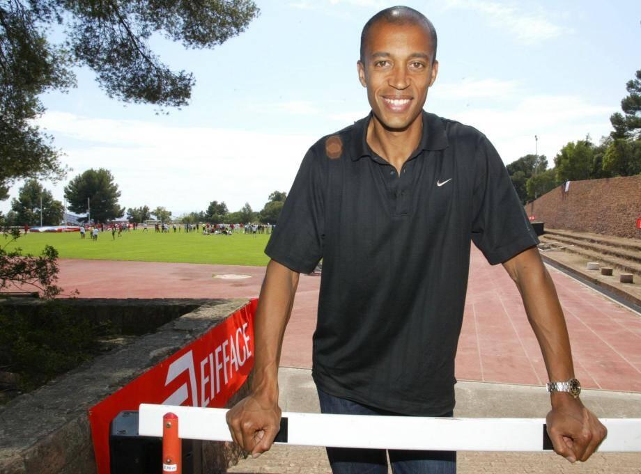 Le Vençois Stéphane Diagana, champion du monde de 400 m haies et recordman d'Europe sera cette année le parrain de l'édition.