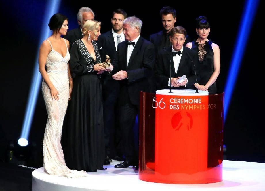 Comme l'année dernière, l'équipe d'Amour, Gloire et Beauté sera présente, toujours proche de son public.
