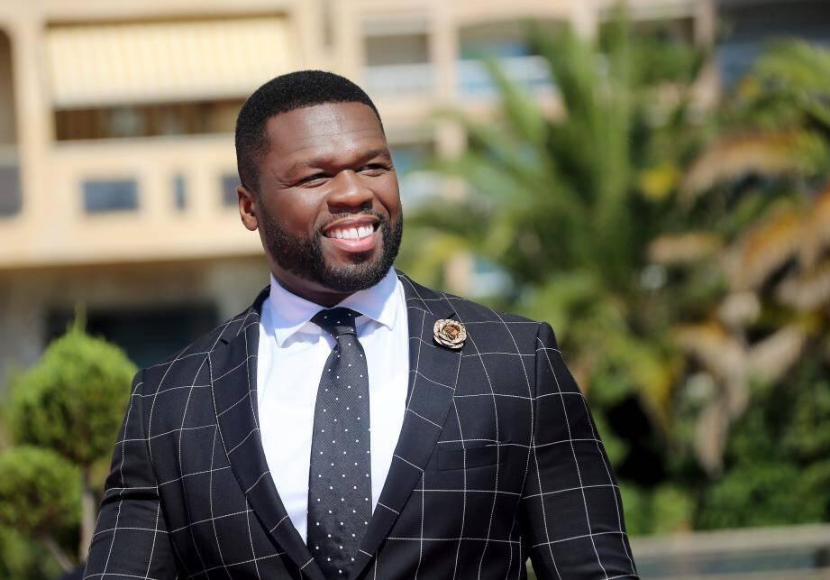 « Je crois que je pourrais vivre ici à Monaco », a avoué le rappeur 50 Cent au Festival TV.