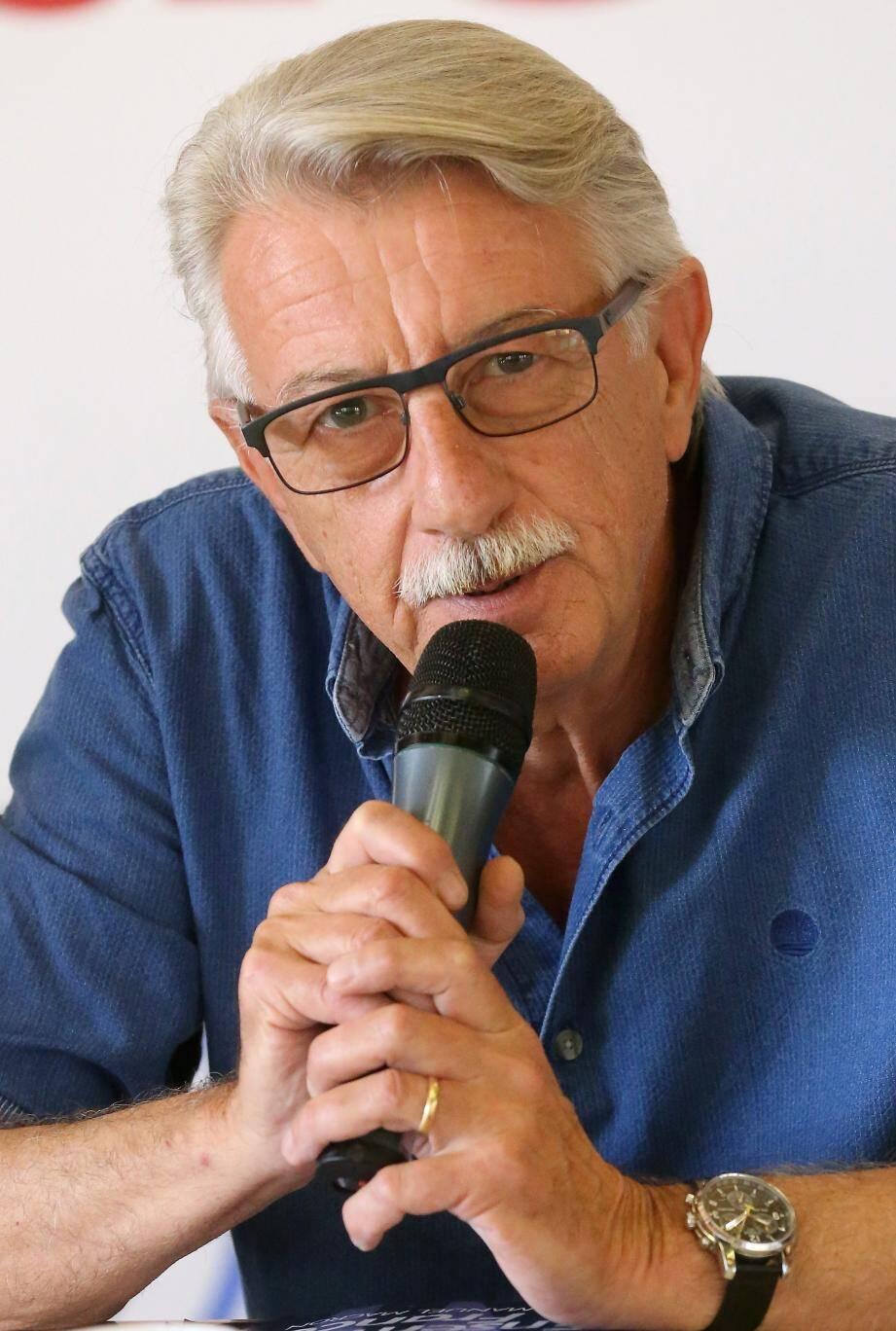 Jean-François Téaldi quitte le conseil municipal de Cagnes. Il promet un remplaçant plus jeune.