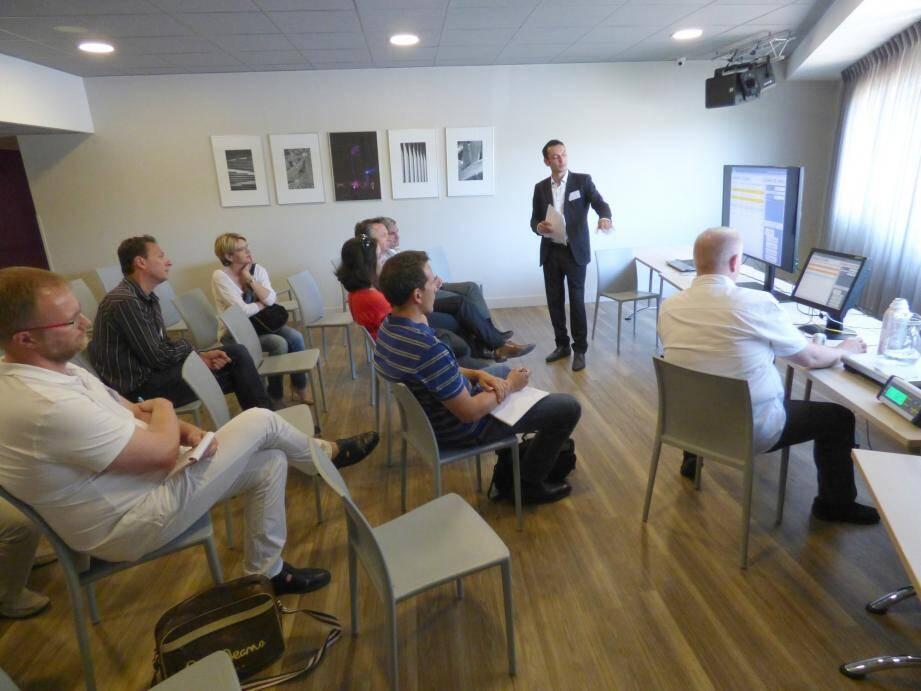 La présentation de la dernière mouture de LSI a été suivie d'ateliers présentant les nouvelles fonctionnalités.